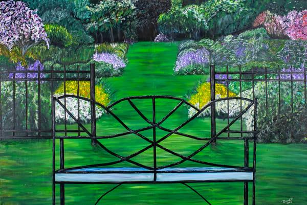Summer Solace. Ridgefield Gardens Art | RPAC Gallery