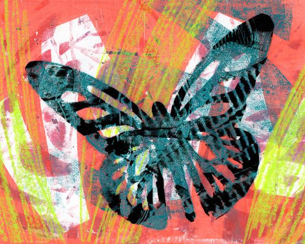 Butterfly 2 Art | Jennifer Akkermans