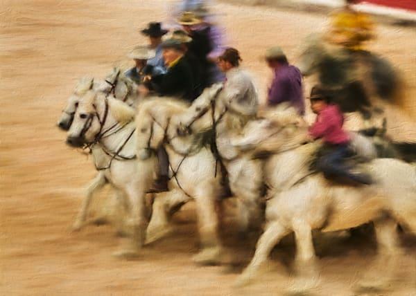 Gypsy Horsemen Art | Rick Peterson Studio