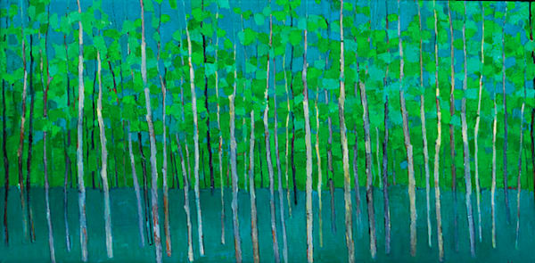 Jade Forest Art | Andrea kelly Fine Arts