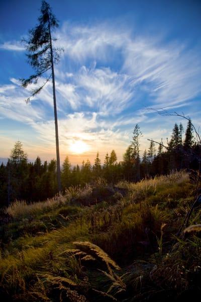 Slovak Sunset Photography Art   nathanmurray