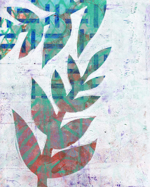 Leaf Art   Jennifer Akkermans