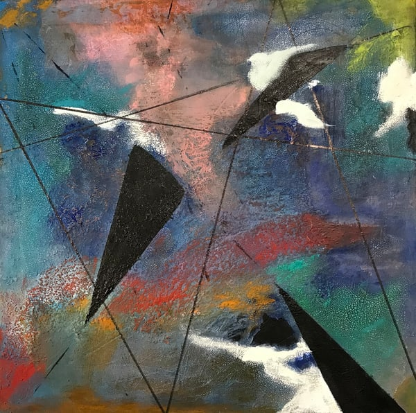 Tipping Point Art | Jerry Hardesty Studio