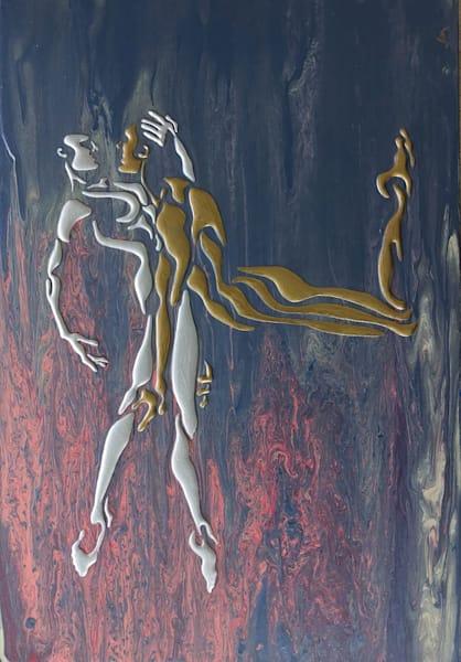 Hot Dance Art | Alex Art Style