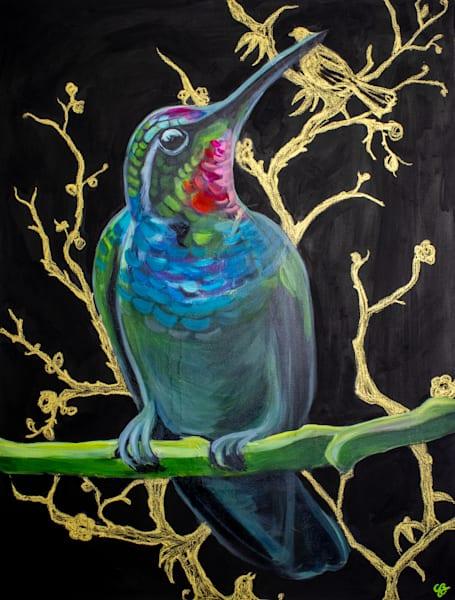 Hummingbird No.  2 Art | RPAC Gallery