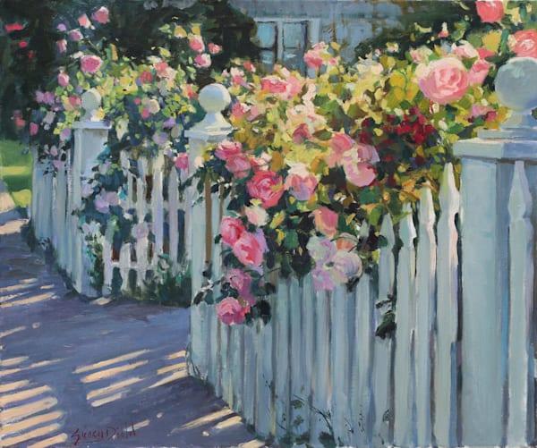 Along The Walk Art | Diehl Fine Art