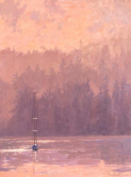 Misty Mountains Art | Diehl Fine Art