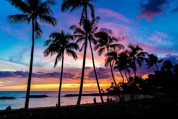 Hawaii Sunset Photography Art | brianjohnson