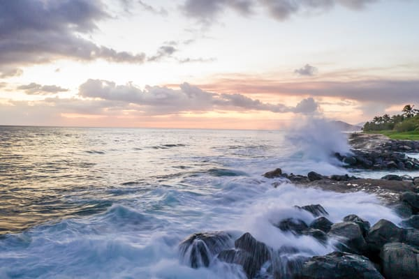 Oahu Beach 7 Photography Art | brianjohnson