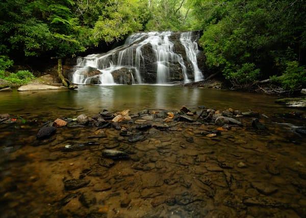 A Beautiful Carolina Waterfall Print