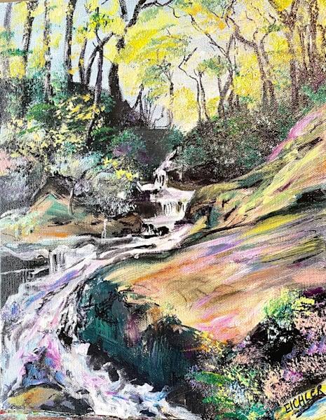 """""""Blue Ridge Mountains"""".                                        Art   C.A.S.H. Art """"all things artistic"""""""