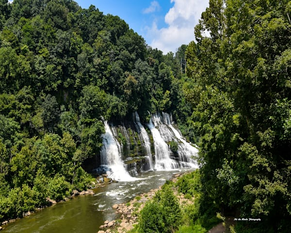 Twin Falls Overlook Photography Art | N2 the Woods Photography - Nature and Wildlife Artwork