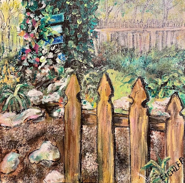 """""""Beyond The Fence"""" Art   C.A.S.H. Art """"all things artistic"""""""