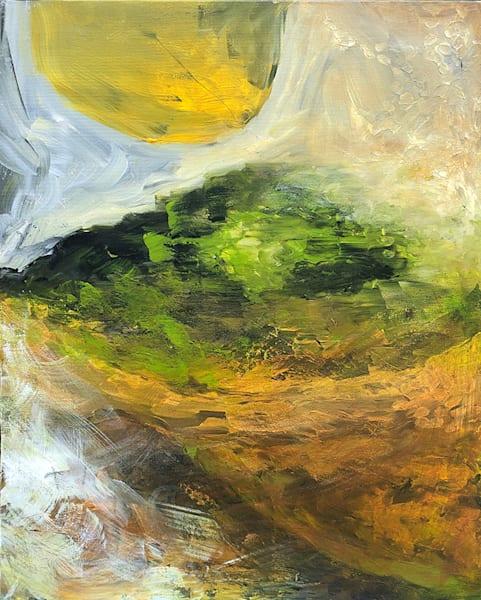 Rusty   Original Art   Rebecca Hutchins Art