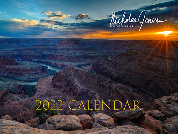 2022 Calendar | Nicholas Jensen Photography