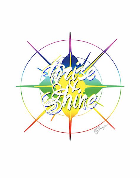 Arise and Shine Logo