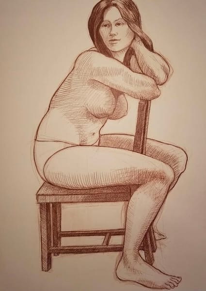 Figure Drawing 33 Art | Friday Harbor Atelier