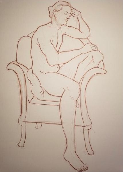 Figure Drawing 36 Art | Friday Harbor Atelier