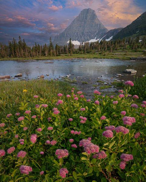Gnp Hidden Lake Surprise Photography Art | John Martell Photography