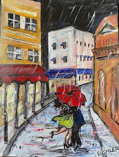"""""""L'amour In Paris"""" Art   C.A.S.H. Art """"all things artistic"""""""