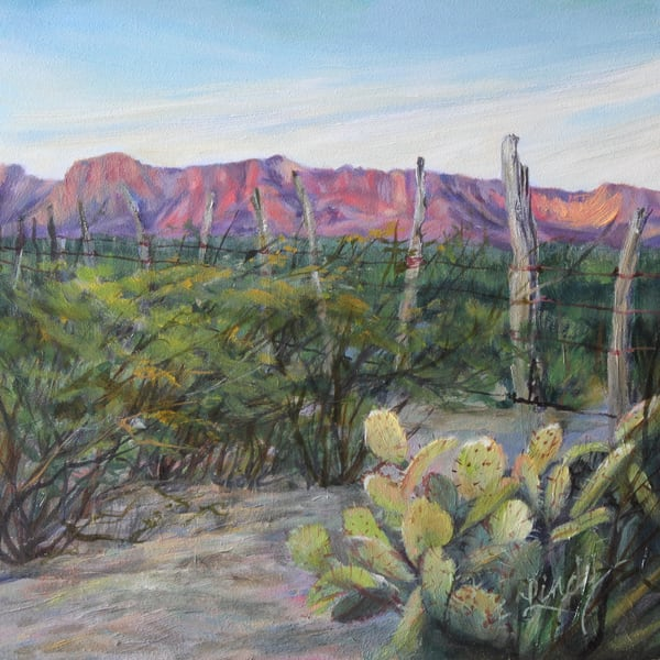 Lindy Cook Severns Art | A New Day, print