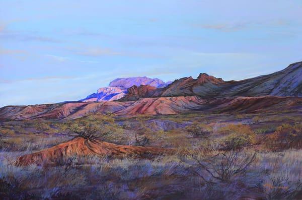 Lindy Cook Severns Art | Texas Twilight, print
