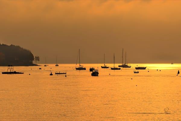Bucks Harbor Sunrise: Fine Art | Lion's Gate Photography