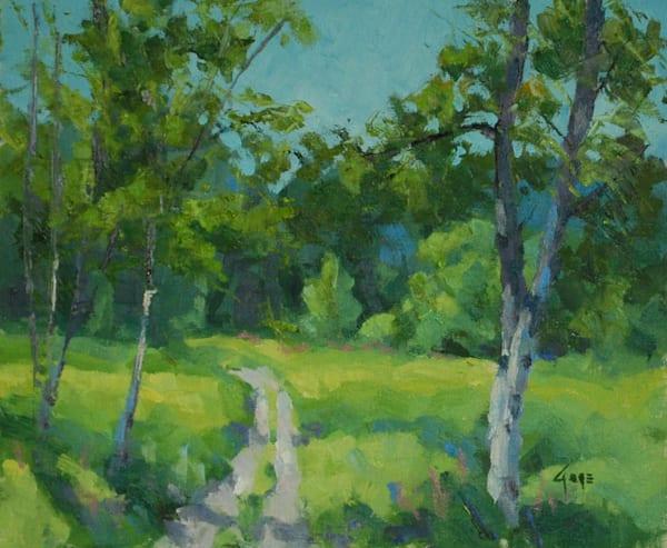 Summer Trail Art | Gary Gore