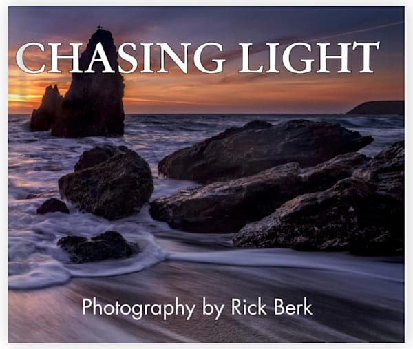 """""""Chasing Light"""" Coffee Table Book 