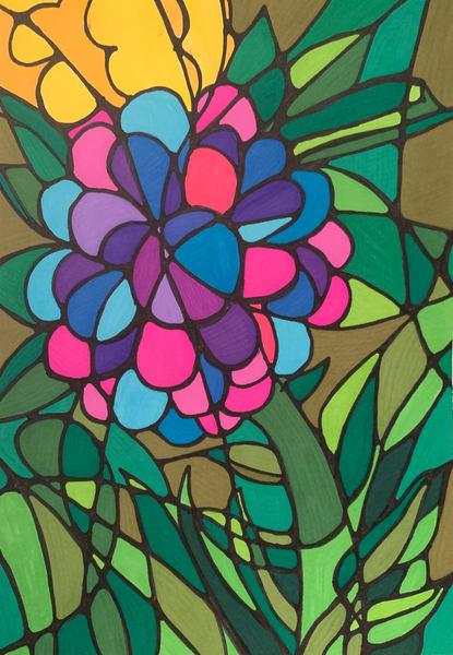 Neurogenic Art 17 Art | Marci Brockmann Author, Artist, Podcaster & Educator