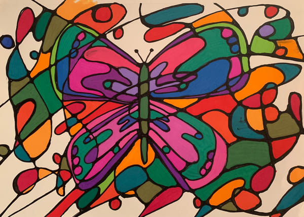 Neurogenic Art 13 Art   Marci Brockmann Author, Artist, Podcaster & Educator