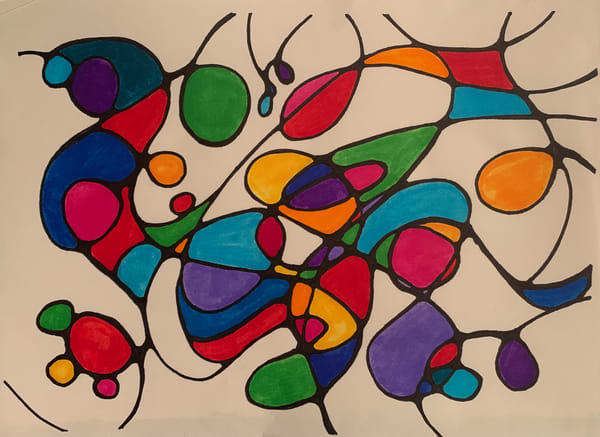 Neurogenic Art 11 Art   Marci Brockmann Author, Artist, Podcaster & Educator