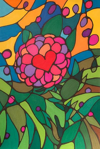 Neurogenic Art 14 Art   Marci Brockmann Author, Artist, Podcaster & Educator