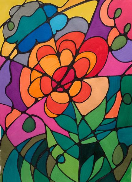 Neurogenic Art 15 Art | Marci Brockmann Author, Artist, Podcaster & Educator
