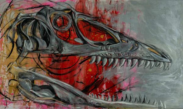 Dragon Smoke Art | Blac Rhino Art Group