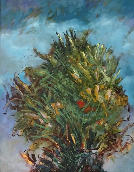 Birds In A Bush.Lg Art | V Creative Studio