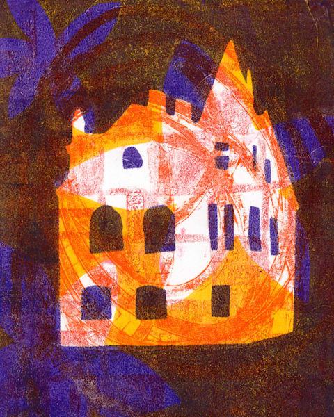 Fire House Art | Jennifer Akkermans