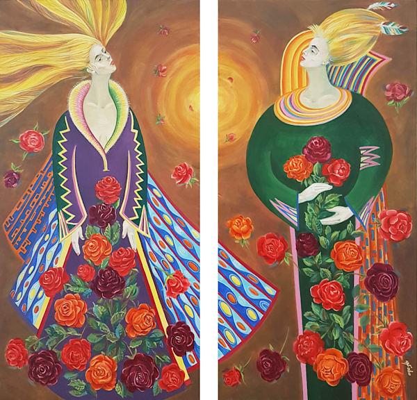 Sisters / Do You Remember? Art | Art Impact® International Inc