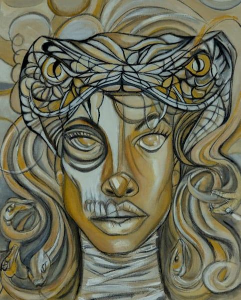 Medusa Mcmlxxiii Art | Blac Rhino Art Group