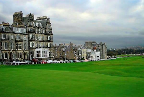 The Old Course At St. Andrews Photography Art   RAndrews Photos
