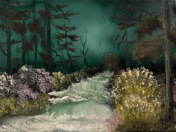Living Waters  Photography Art | Cuda Nature Art