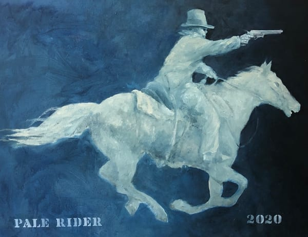 Pale Rider 2020 Art | michaelwilson