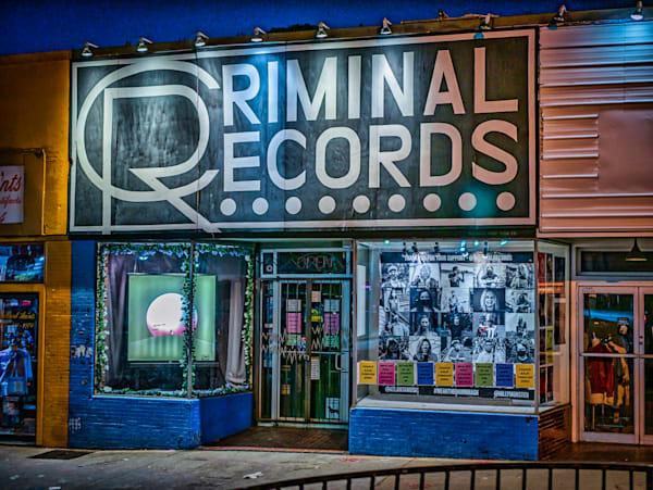 Classic Criminal Little Five Points | Susan J Photography
