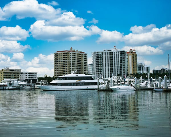 Bayfront Docks Photography Art | It's Your World - Enjoy!