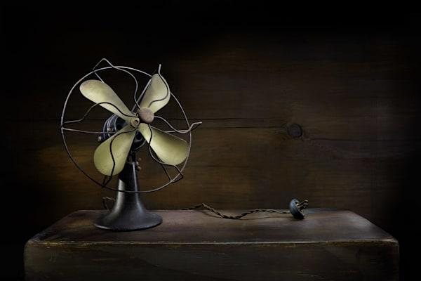 Old Fan Photography Art | Ralph Palumbo