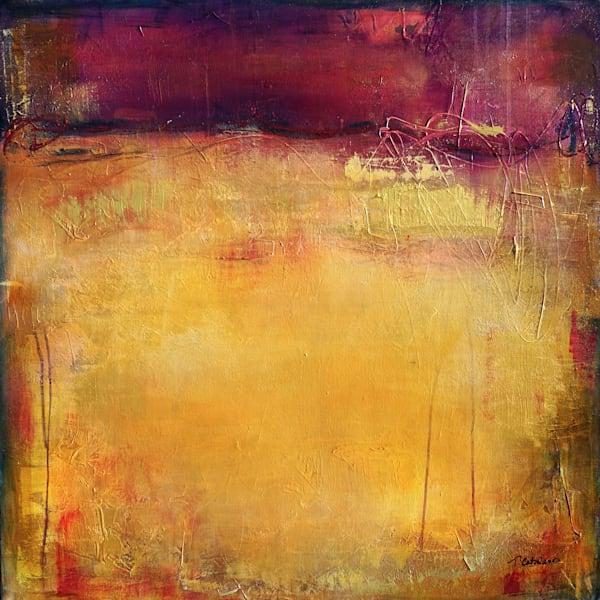Cabernet Sunset Art | Tara Catalano Studios
