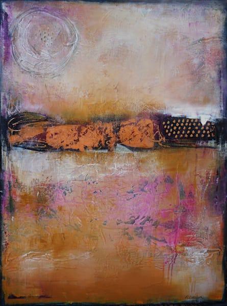 Desert Moon Crush Art | Tara Catalano Studios