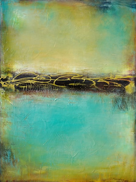 Somewhere Between Lost And Found Art | Tara Catalano Studios