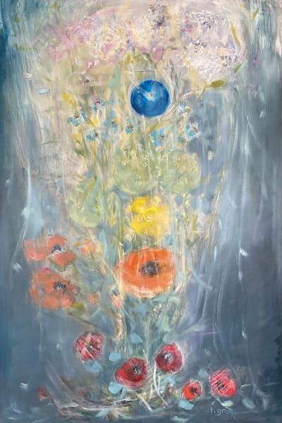 Interior Landscape Vi Art   Theresa Gray