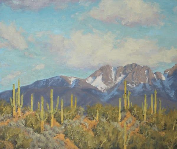 4 Peaks Foothills Art | Diehl Fine Art